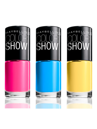 Maybelline New York Color Show Nail Lacquer Coupons