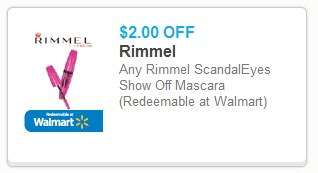 Rimmel Coupons and Deals