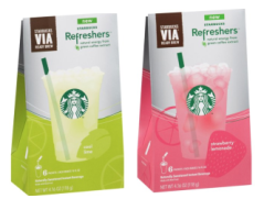 Starbucks VIA Refreshers Coupon