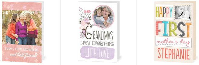 Free Treat Mother's Day Cards