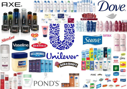 Unilever Free Coupon Book