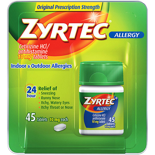 Zyrtec Coupons and Free Samples