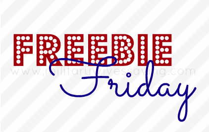 freebie friday mws