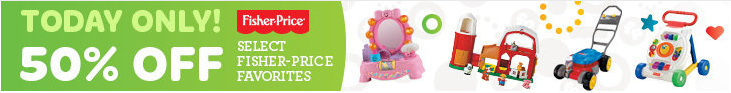 Fisher-Price Toy Deals and Savings