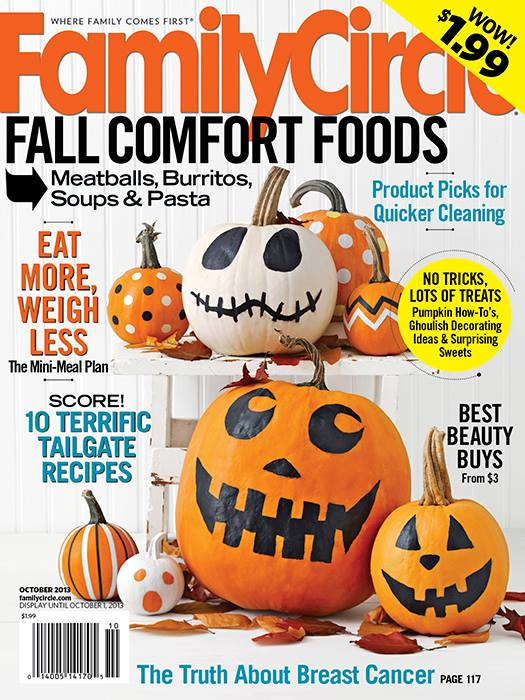 Family Circle Magazine Subscription Deals