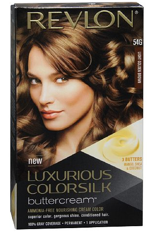 Revlon Luxurious ColorSilk Coupons