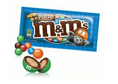 BOGO M&M'S Brand Pretzel Chocolate Candies Coupons