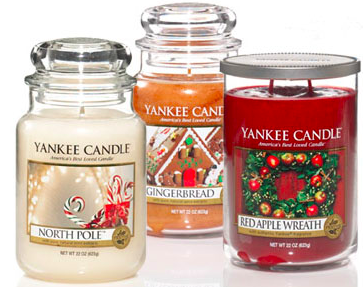 yankee candles coupons