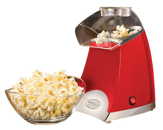 nostalgia electrics popcorn popper maker