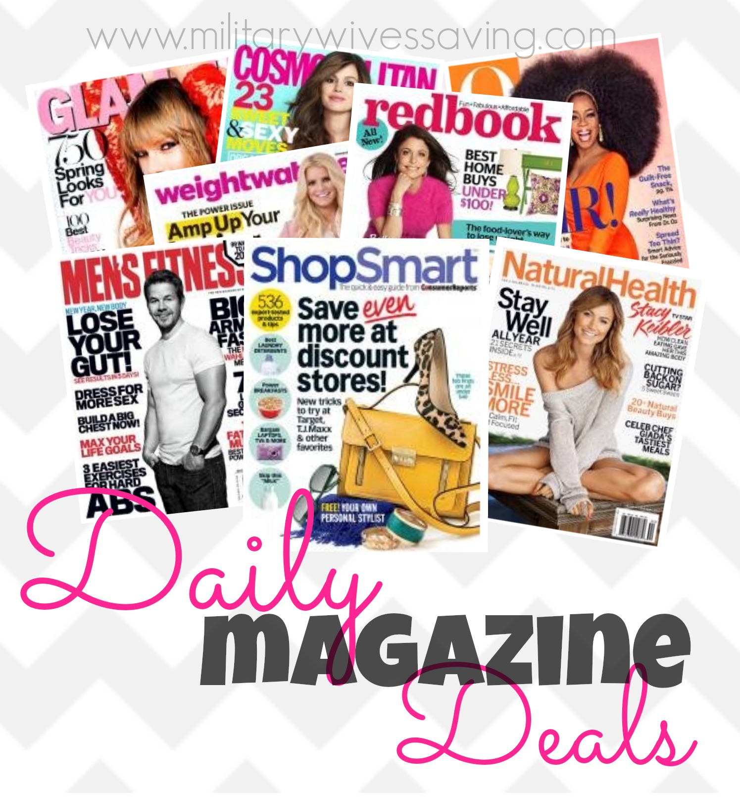 Daily Magazine Subscription Deals Roundup