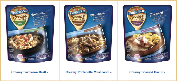 Free Progresso Coupons