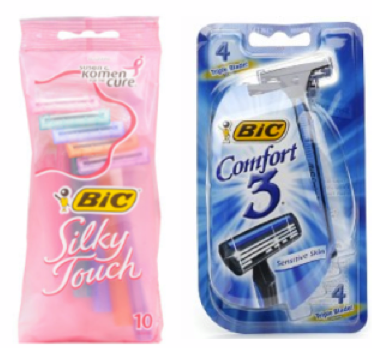 Commissary Deals Bic Razor Coupons