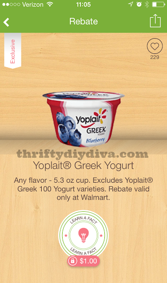 Free Yoplait Greek Yogurt Coupons