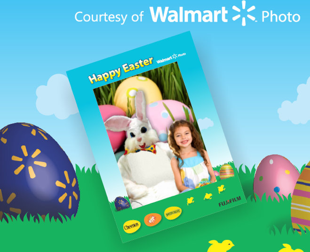 free easter bunny pictures at walmart