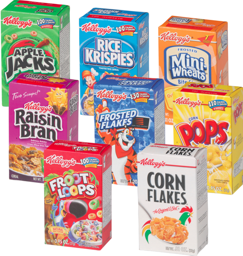 Kellogg's Printable Coupons
