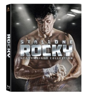 Rocky Collection DVD Deals