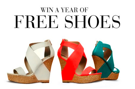 Free Shoes Sweepstakes