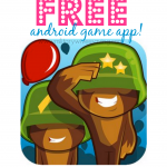 Free Bloons Game App www.militarywivessaving.com #freeapps