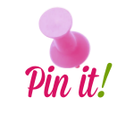 Pink Pin It Button