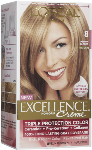 Commissary L'Oreal Excellence Hair Color