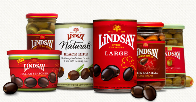 Commissary Deals Lindsay Olives