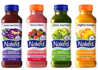 Free Naked Juice Coupons