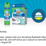 Commissary Deals Scrubbing Bubbles