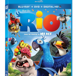Rio DVD Movie Deals