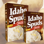 Commissary Deals Idaho Spuds Potatoes