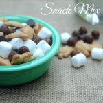 Smores Snack Mix National Smores Day