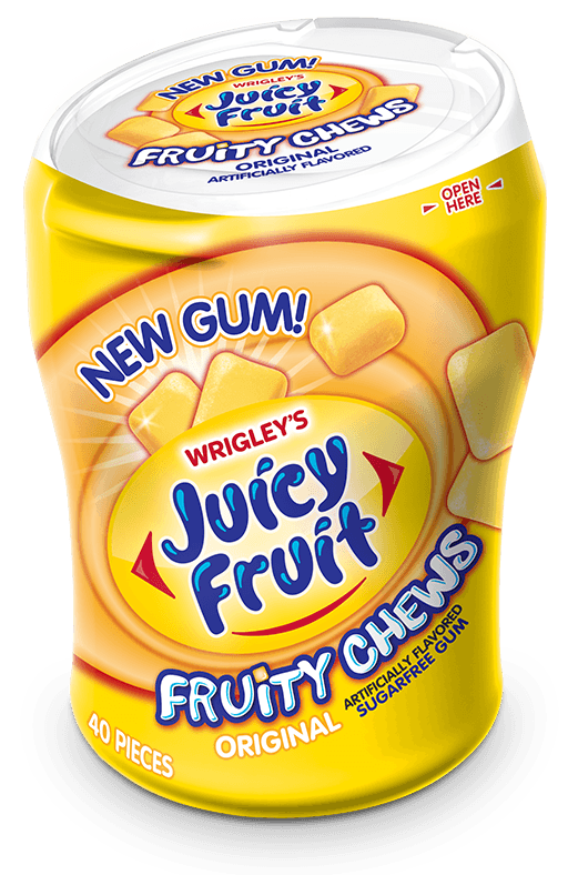 Free Juicy Fruit Gum at Target