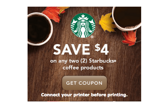 Commissary Deals Starbucks Coffee Refreshers