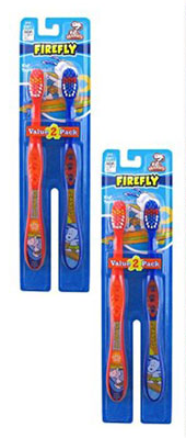 Free Firefly Toothbrushes Coupon Deals