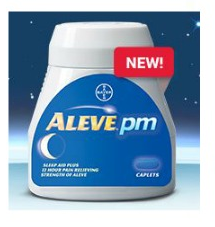 Aleve PM Coupons and Store Deals