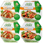 Commissary Deals Healthy Choice